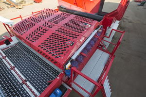 Cleaning Farming Machinery