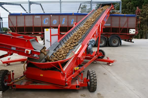 Conveyor Farming Machinery