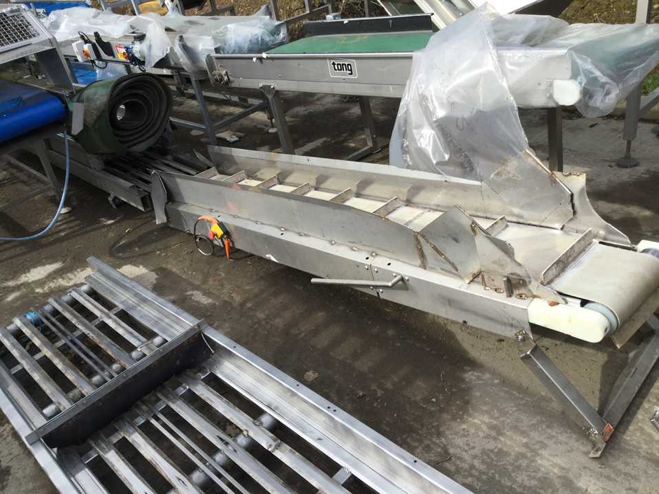 Stainless Steel Conveyor 00001