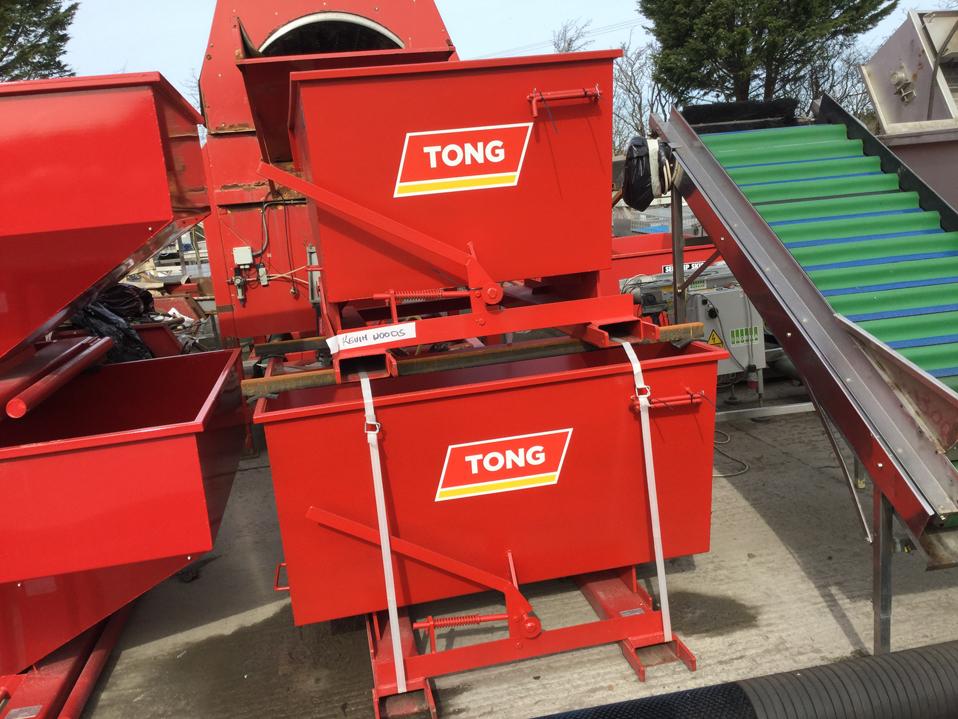 Tong 1 & 2 Ton Skips