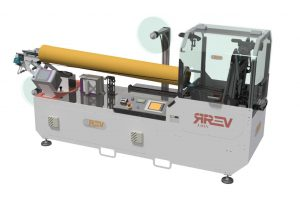 LION NETTING MACHINE FOR THERMOSEALED PUNNETS