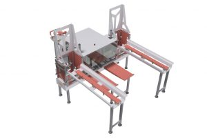 SCORPION DOUBLE BOX FILLING MACHINE