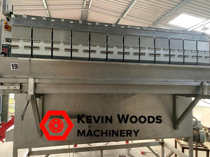Newtec 2012xxb weigher excellent condition 3