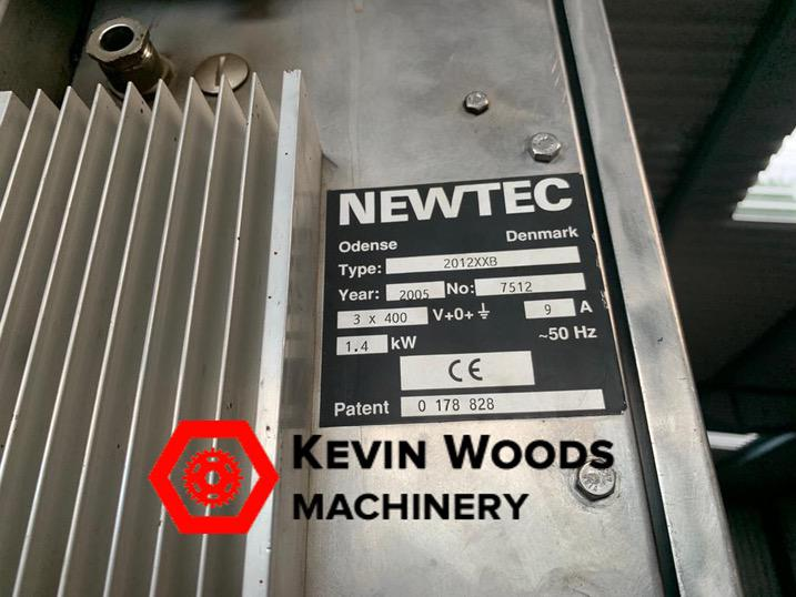 Newtec 2012xxb weigher excellent condition 5
