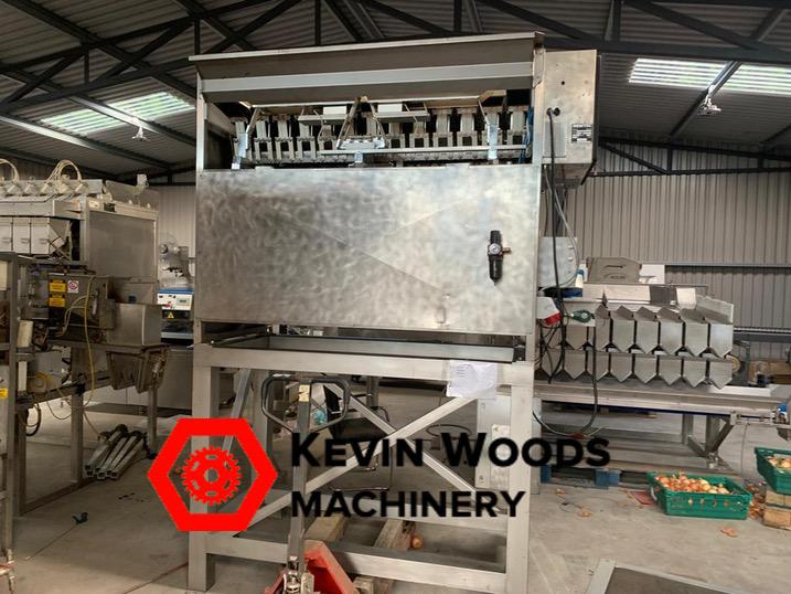Newtec 3013 weigher fully serviced 1