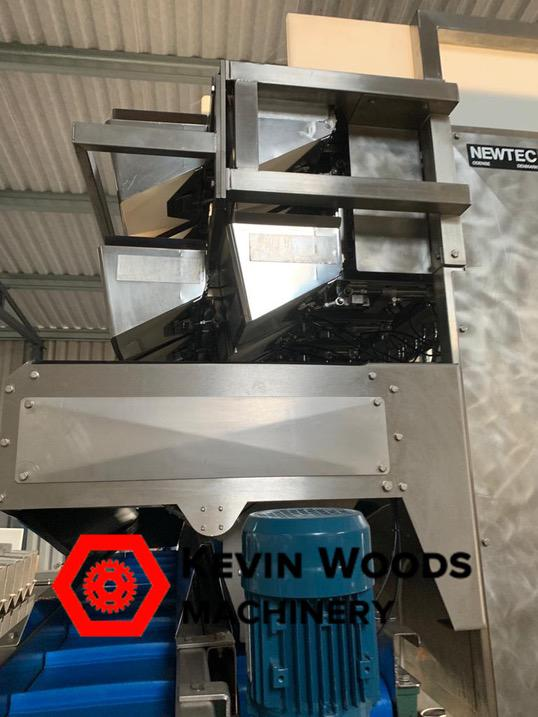 Newtec 3013 weigher fully serviced 2