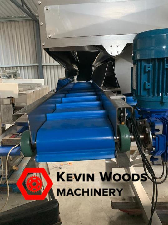 Newtec 3013 weigher fully serviced 3