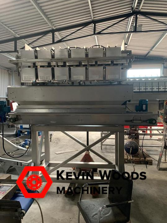 Newtec 3013 weigher fully serviced 4